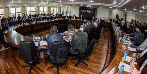 Confira a cobertura do encontro dos candidatos ao governo com lideranças industriais