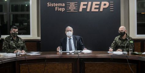 Sistema Fiep e Exército firmam acordo para nova fase do projeto Soldado Cidadão